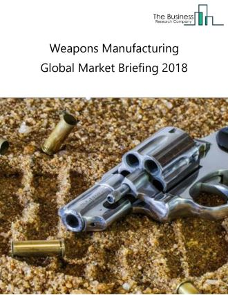 Weapons Manufacturing