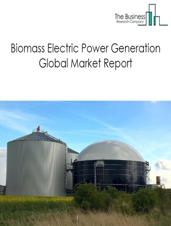 Biomass Electric Power Generation Global Market Report 2020