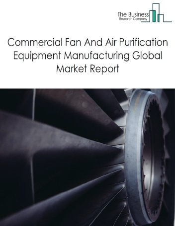 Commercial Fan And Air Purification Equipment Manufacturing