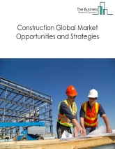 Construction Market By Segment ( building construction, heavy and civil engineering construction, specialty trade contractors, and land planning and development), Market Overview And Market Players – Global Forecast To 2022