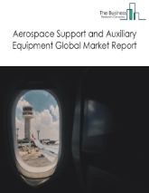 Aerospace Support and Auxiliary Equipment Global Market Report 2021: COVID-19 Impact and Recovery to 2030
