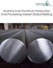 Alumina And Aluminum Production And Processing Market Global Briefing 2018