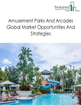 Amusement Parks And Arcades Market - By Type (Theme Parks, Water Parks, Arcades And Parlors, And Others) Trends And Market Size, Opportunities And Strategies – Global Forecast To 2022