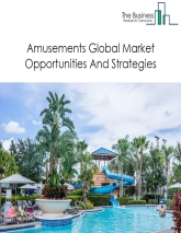 Amusements Market - By Type (Gambling And Amusement Parks) Market Overview And Market Players, By Region, Opportunities And Strategies – Global Forecast To 2022
