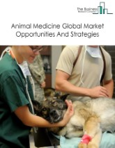 Animal Medicine Market - By Type Of Medicine (Veterinary Pharmaceuticals, Feed Additives), By Type Of Additive (Antibiotics, Amino Acids And Antioxidants, Vitamins, Acidifiers, Enzymes, Others), By Type Of Animal (Cattle (Dairy And Meat Purposes), Poultry, Other Farm Animals, Dogs And Cats, Other Companion Animals), By Drug Type (Branded, Generic), By Type Of Prescription (OTC, Prescription), By Route Of Administration (Oral, Intravenous, Subcutaneous, Others), By Distribution Channel (Vet Services, Online, Others), By Level Of Regulation (Highly Regulated Countries, Loosely Regulated Countries), And By Region, Opportunities And Strategies - Global Forecast To 2030