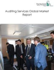 Auditing Services Global Market Report 2018