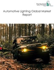 Automotive Lighting Global Market Report 2018
