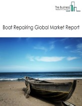 Boat Repairing Global Market Report 2020-30: COVID 19 Growth And Change