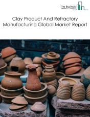 Clay Product And Refractory Manufacturing Global Market Report 2018