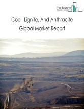 Coal, Lignite, And Anthracite Global Market Report 2021: COVID-19 Impact and Recovery to 2030