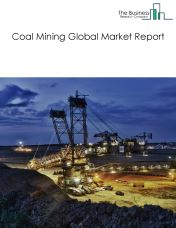 Coal Mining Global Market Report 2018