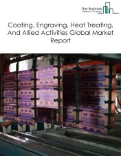 Coating, Engraving, Heat Treating, And Allied Activities Global Market Report 2018