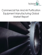 Commercial Fan And Air Purification Equipment Manufacturing Global Market Report 2018