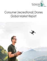Consumer Drones Global Market Report 2021: COVID 19 Growth And Change to 2030