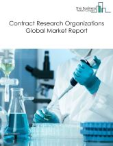 Contract Research Organizations Global Market Report 2018