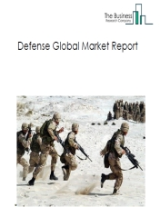 Defense Global Market Report 2019