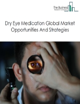 Dry Eye Medication Global Market Report 2020-30: Covid 19 Impact and Recovery