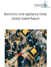 Electronics And Appliance Stores Global Market Report 2020-30: Covid 19 Impact and Recovery