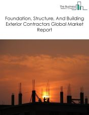 Foundation, Structure, And Building Exterior Contractors Global Market Report 2018