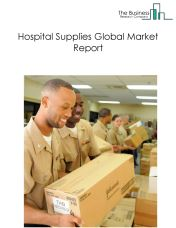 Hospital Supplies Global Market Report 2018