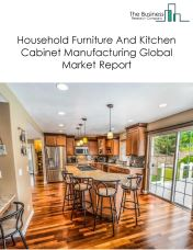 Household Furniture And Kitchen Cabinet Manufacturing Global Market Report 2018