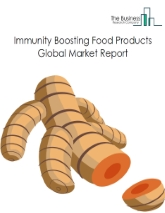 Immunity Boosting Food Products Market - By Type Of Product (Herbs & Spices, Nuts & Seeds, Fruits & Vegetables, Dairy-Based Products, Probiotics and Prebiotics, Food Supplements, Others), By Distribution Channel (Store-Based, Non-Store-Based), By Form (Tablets, Capsules, Powder, Liquid, Fresh Food, Chilled/Frozen, Canned, Dried Food, Other Forms), And By Region, Opportunities And Strategies - Global Forecast To 2030