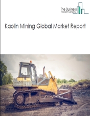 Kaolin Mining Global Market Report 2019
