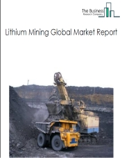 Lithium Mining Global Market Report 2020