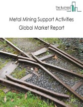 Metal Mining Support Activities Global Market Report 2021: COVID-19 Impact and Recovery to 2030