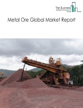 Metal Ore Global Market Report 2021: COVID-19 Impact and Recovery to 2030