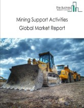 Mining Support Activities Global Market Report 2021: COVID-19 Impact and Recovery to 2030