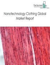 Nanotechnology Clothing Market Global Report 2020-30: COVID-19 Growth and Change