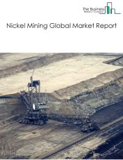 Nickel Mining Global Market Report 2018