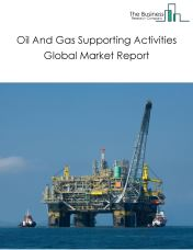 Oil And Gas Supporting Activities Global Market Report 2021: COVID-19 Impact and Recovery to 2030