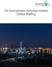 Oil Downstream Activities Market Global Briefing 2018