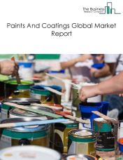 Paints And Coatings Global Market Report 2019