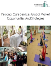 Personal Care Services Market Report - By Type (Beauty Salons, Spas & Massage, Diet And Weight Reducing Centers, Other Personal Care Services), By End User Location  (On Premise, Off Premise), By Age ( Below 15, 15-40, 40-65, Above 65), By Gender (Female, Male) And By Regions | Global Market Opportunities And Strategies To 2030