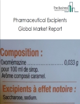 Pharmaceutical Excipients Global Market Report 2020-30: COVID-19 Growth And Change