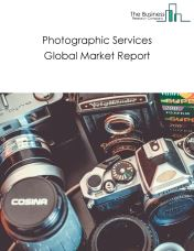 Photographic Services Global Market Report 2019
