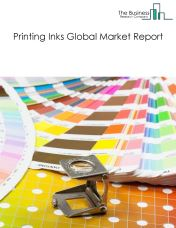 Printing Inks Global Market Report 2018