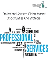 Professional Services Market By Segmentation (Legal Services, Accounting Services And Others),By Trends, By Geography And By Key Competitors Analysis - Global Forecasts To 2022