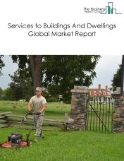 Services to Buildings And Dwellings Global Market Report 2018