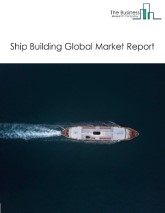 Ship Building Global Market Report 2020-30: COVID 19 Growth And Change