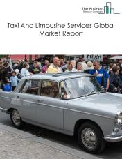 Taxi And Limousine Services Global Market Report 2018