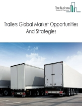 Trailers Market By Type of Product (trailers , dump trailers , tank trailers , flatbed trailers , and other trailers) Trends And Strategies – Global Forecast To 2022