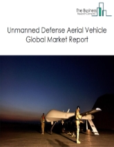 Unmanned Defense Aerial Vehicle Global Market Report 2021: COVID 19 Growth And Change to 2030