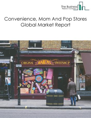 Convenience, Mom And Pop Stores