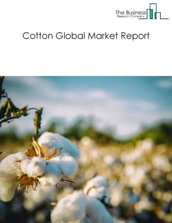 Cotton Global Market Report 2018