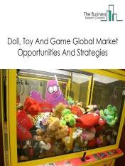 Doll, Toy and Game Market - By Type (Electronic Toys, Non-Electronic Toys), By Type Of Product (Games and Puzzles, Infant and Pre-School Toys, Construction Toys, Dolls & Accessories, Video Games, Others), By Material (Plastic, Wood, Metal, Others), By Distribution Channel (Merchant/Discount Stores, Online/Internet, Toy Stores, Others), And By Region, Opportunities And Strategies - Global Forecast To 2030