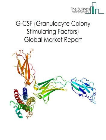 G-CSF (Granulocyte Colony Stimulating Factors) Global Market Report 2021: COVID-19 Growth And Change To 2030